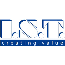 I.S.T Creating Value logo a company that provides pipe rehabilitation products and services